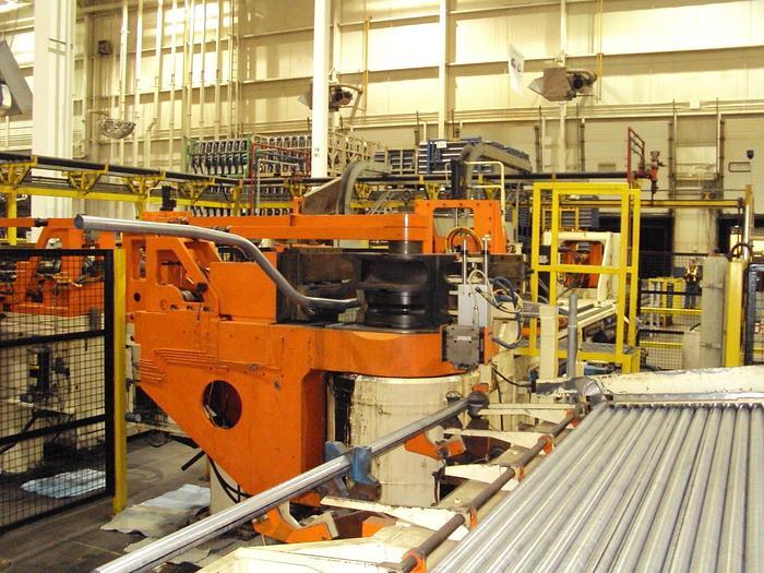 "Used 6"" EAGLE CNC TUBE BENDING MACHINES"