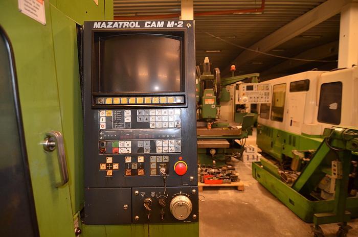 MV07A - Mazak VQC 15/40