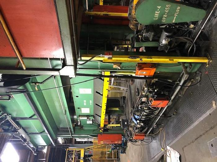 Used 300 TON PACIFIC HYDRAULIC PRESS