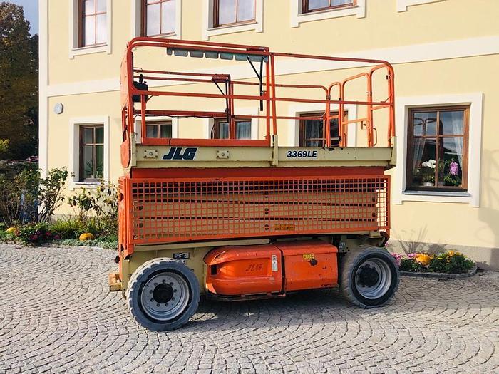 Gebraucht JLG 3369 LE Scheren Arbeitsbühne