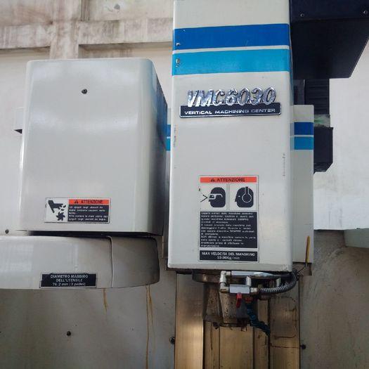 1996 Fadal # VMC 6030 model #907 CNC Vertical Machining Center
