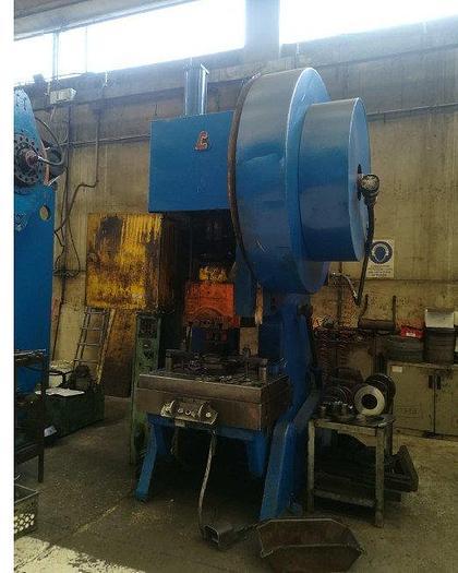 Usata Sanpiemonte mechanical swan neck press KE2330