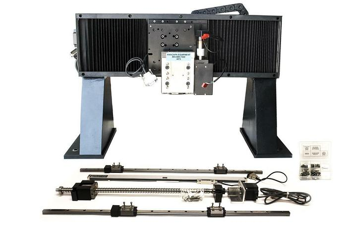 Used Veeco Dimension Vx 330 Bridge 840-002-433 with Vexta Stepping Motor (4073)