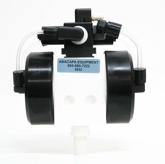 Used White Knight AP 100 Ultra High Purity Chemical Pump AP0000876A (5852)