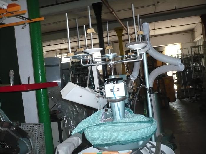 Gebraucht Näh-Kettelmaschine  KMF  Kl. 764 E12