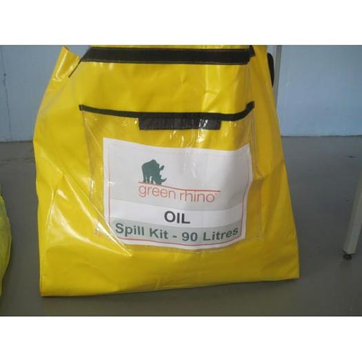 Used 90 litre oil and spill spill kits