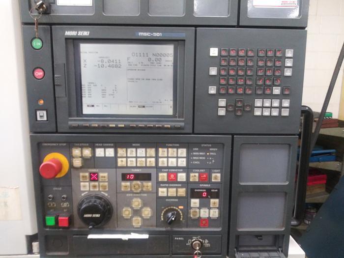 1998 Mori Seiki SL-300A/700