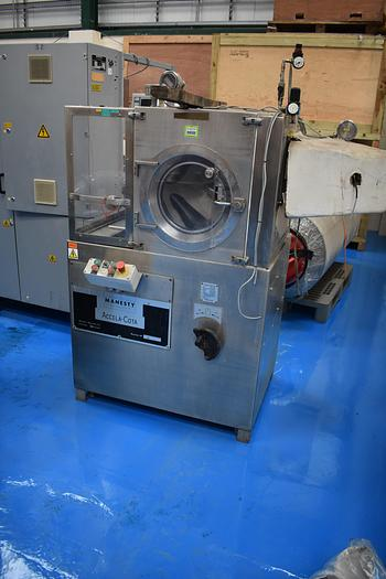 Used Manesty Tablet Coater