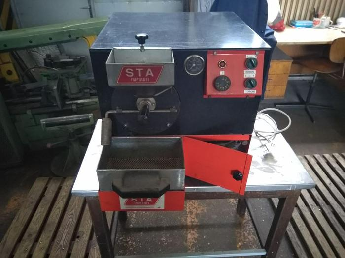 STA IMPIANTI 60kg COFFEE ROASTER