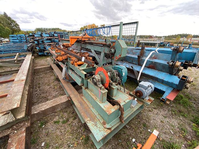 Used Log feed conveyor