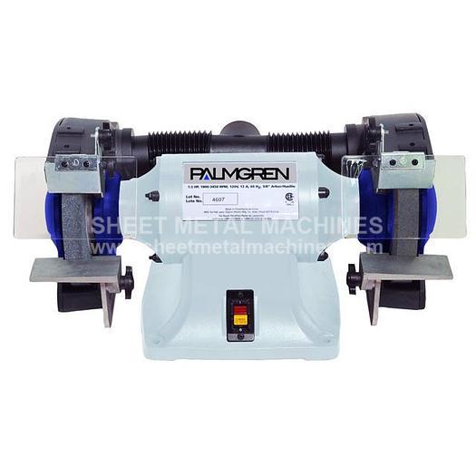 PALMGREN Heavy Duty Bench Grinder 9682082