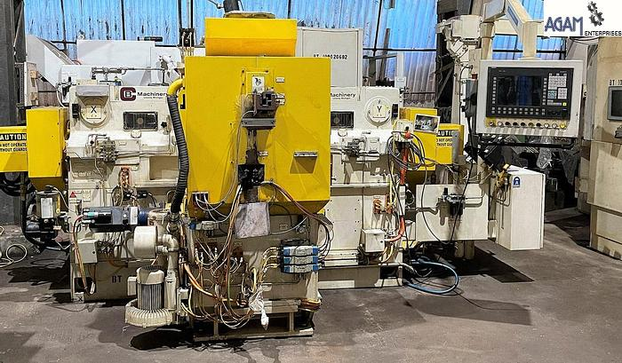 Used C & B CNC Double Disc Grinding Machine