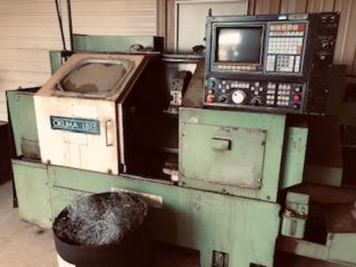Used 1991 Okuma  LB-15 CNC Lathe - OSP-5000L Control