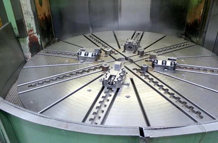 TORNIO VERTICALE TITAN SC 33 CNC
