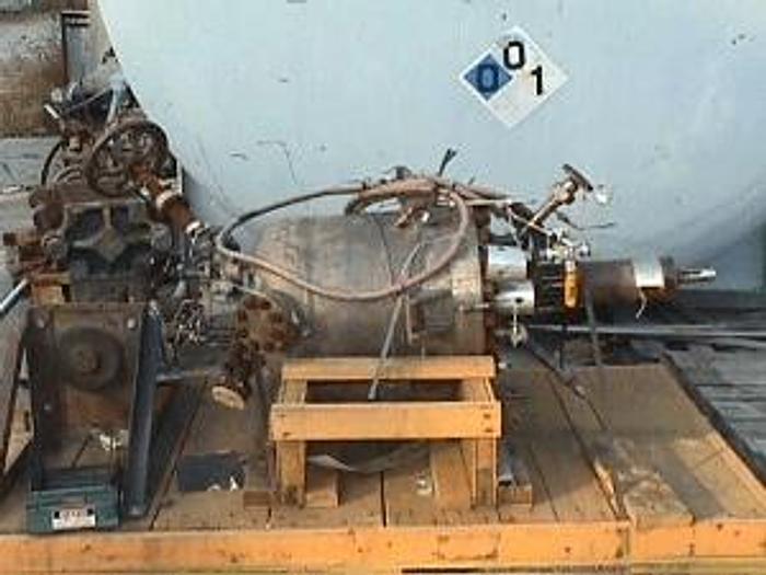 Used 10 GALLON CRYOCHEM REACTOR – T-316 S/S – 600/100 PSI @  662 F