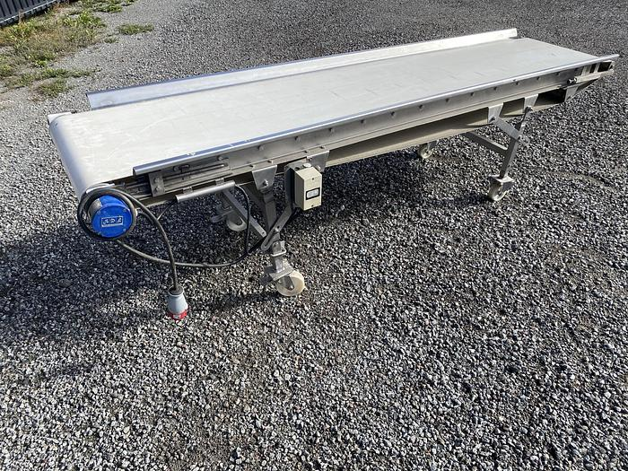 Använd Transportband 270x50cm
