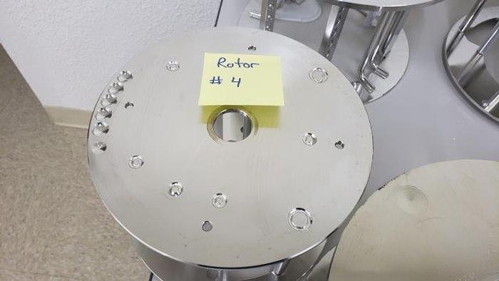 Semitool SRD Rotors Qty 8