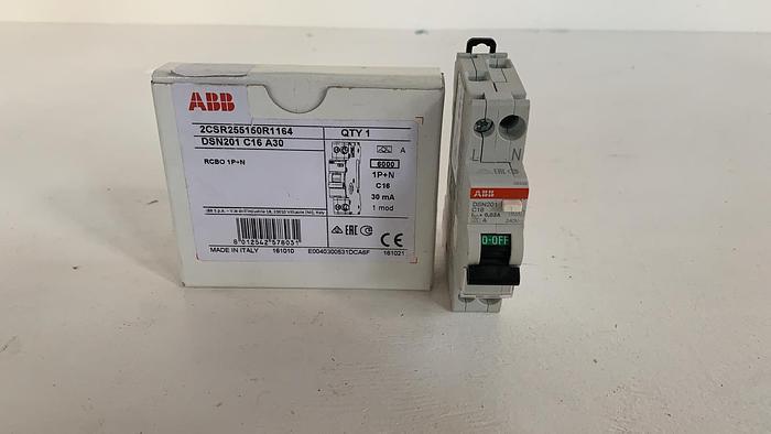 ABB DSN201 A-C16/0,01