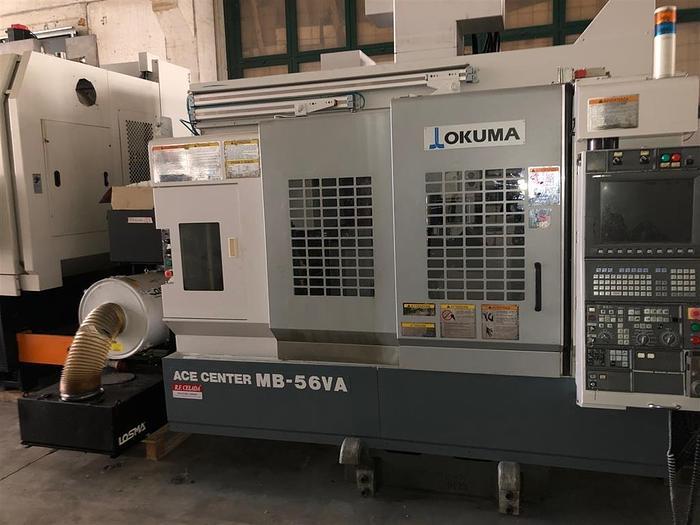 Usata 2007 OKUMA MB 56-VA