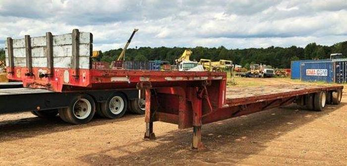 Used 2000 FONTAINE 48FT