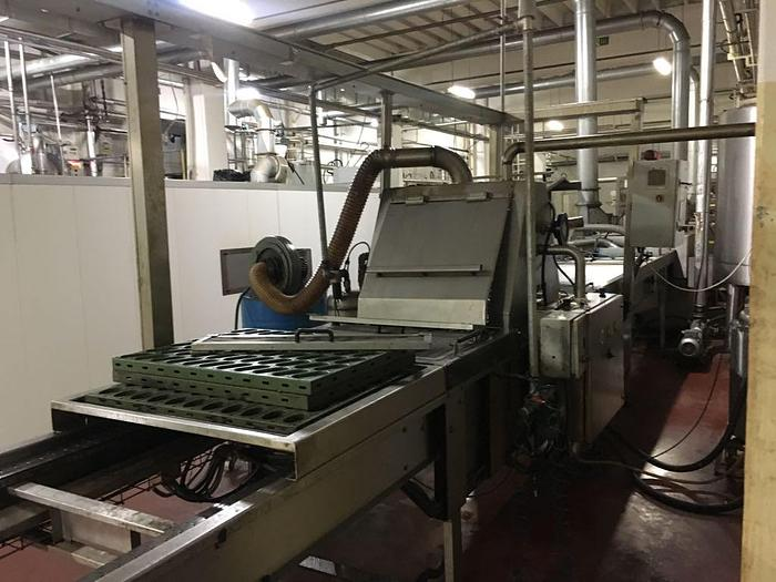 COMPLETE CAKE PRODUCTION & PACKING LINE