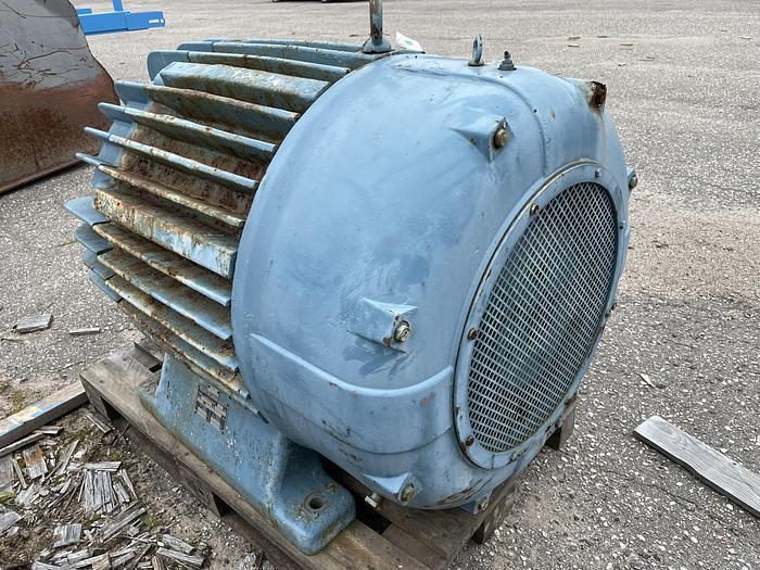 Used Elektromekano electric motor