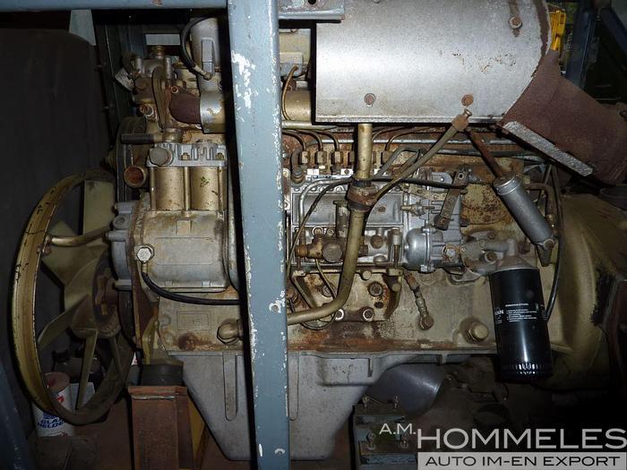 Used Daf 615 turbo