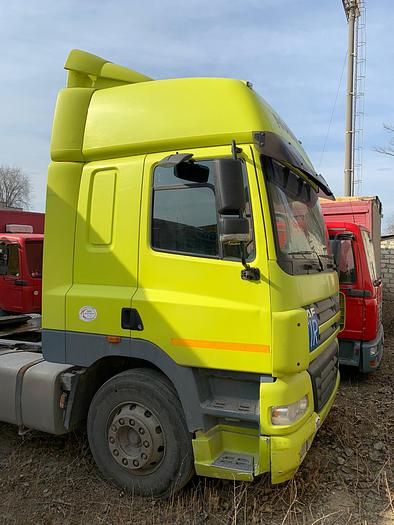 Used 2002 DAF 85 CF 380 MANUAL EURO 3 CLY674