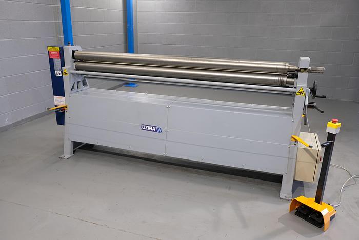 RM model 2050mm x 95mm Power roller 1.5mm