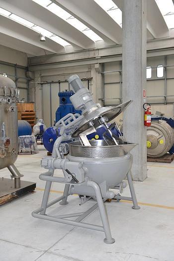 Reattore Mescolatore OLSA da 300 Litri