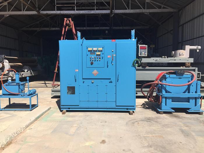 300 KW Pillar Induction Melting System