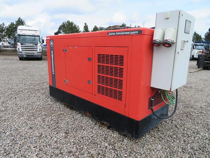 Meget god 2014 HIMOINSA HFW-125 T5 Generator