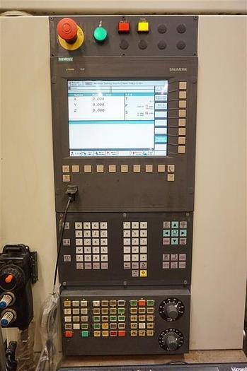 2008 BRIDGEPORT GX-600