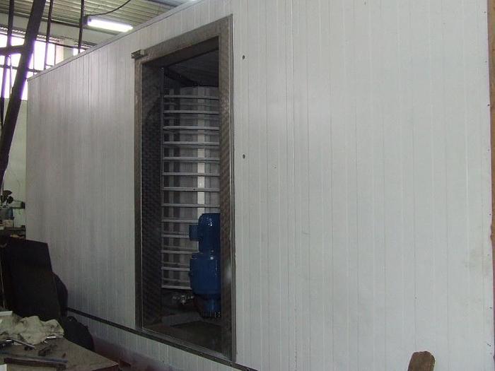 Tunel zamrażalniczy Heinen typ Schaltschrank