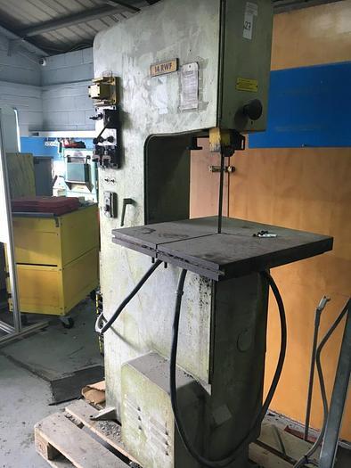 Used Startrite 14 RWF Vertical Bandsaw