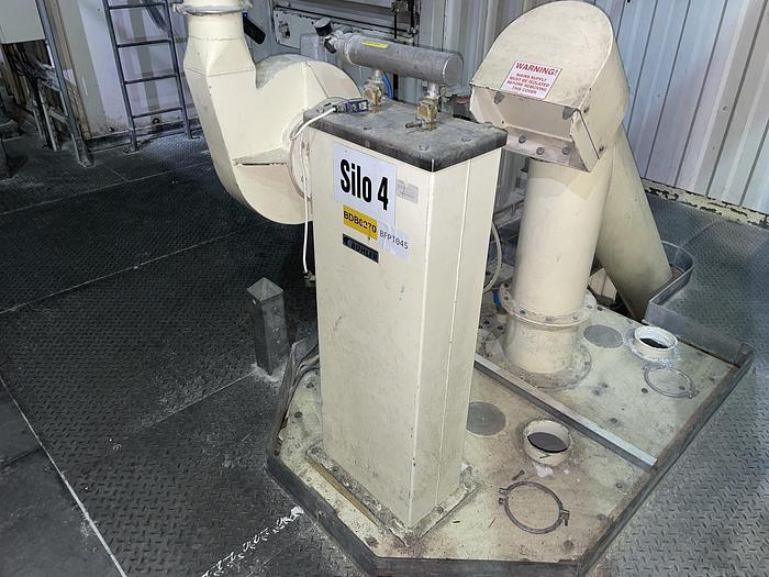 Used BUHLER MVRN Silo Filter