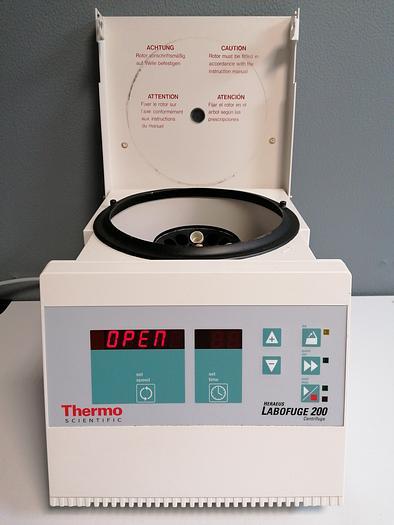 Gebraucht Thermo Scintific Labofuge  200