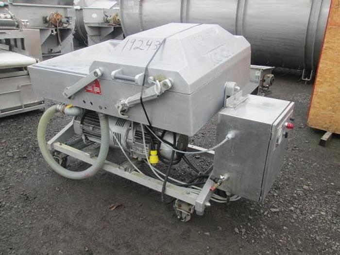 Used Koch Dual Chamber Vacuum Packager; Md#2000-C