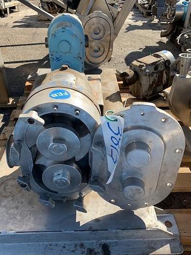 Waukesha Model 125 Positive Displacement Pump