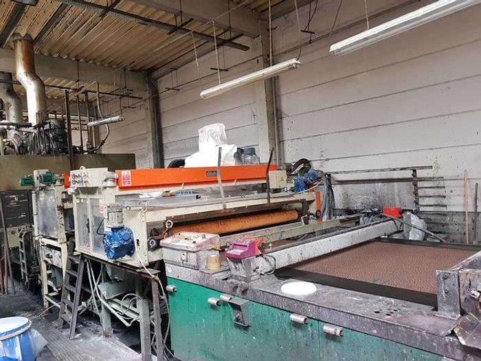 Rotary printing - flocking STORK RDIV RDIV  1850 mm  1997