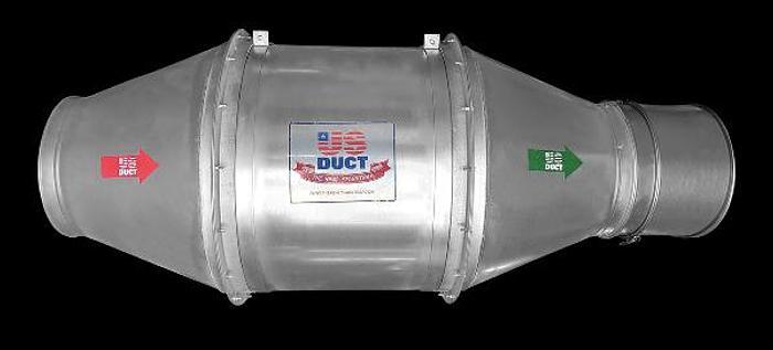 US Duct Spark Trap