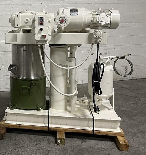 Used 10 GALLON ROSS DOUBLE PLANETARY MIXER