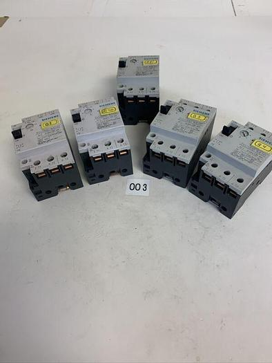 Used Siemens Circuit Breakers,2-3VU
