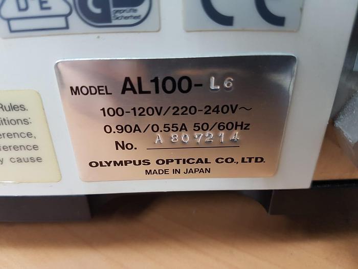 Olympus AL100 wafer loader