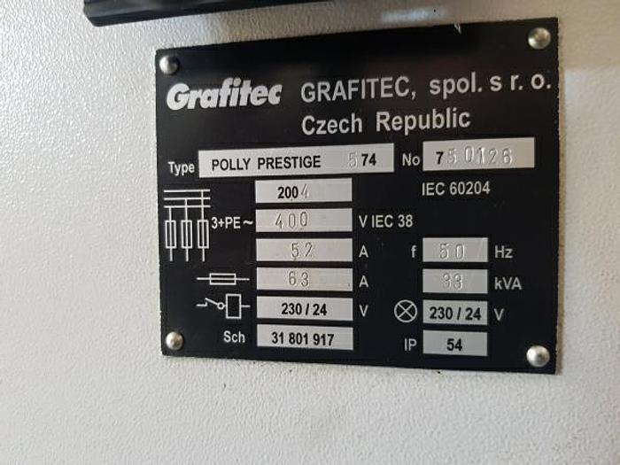 2004 Polly Prestige 574