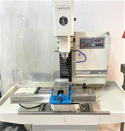Used 2017 Tormach PCNC 770