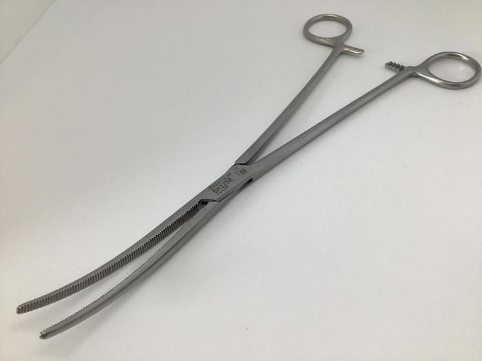 Forceps Artery Crafoord Curved 245mm