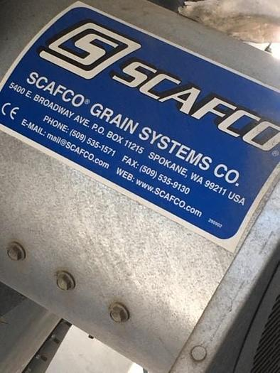 SCAFCO Grain Silo's