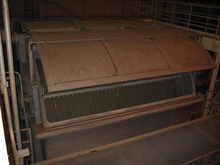 Used CELLECO HEDEMORA MDL FDW 3475 862 SQ FT T316 S/S
