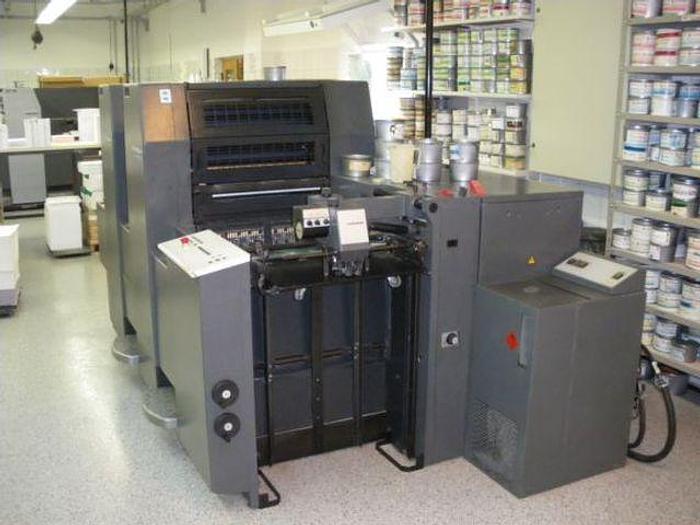 1998 HEIDELBERG SM-52-2-P+